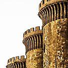 Three Towers by FelipeLodi