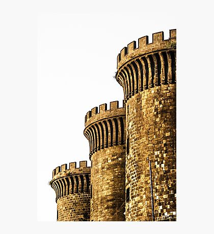 Three Towers Photographic Print