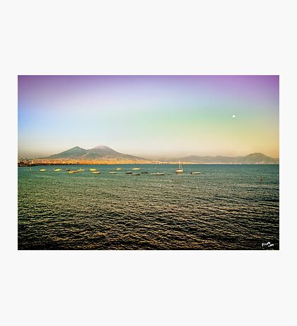 Gulf of Naples Photographic Print