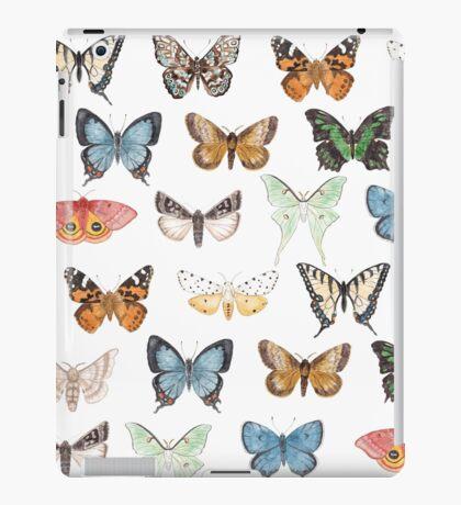 Butterflies & Moths iPad Case/Skin
