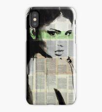 chronicle iPhone Case/Skin