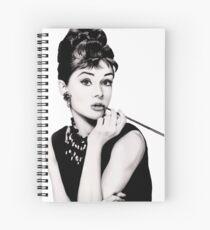 Audrey Spiral Notebook