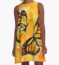 Flight Behavior A-Line Dress