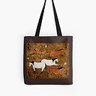 Cave Horses Tote Bag by Shulie1