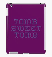 Tomb Sweet Tomb iPad Case/Skin