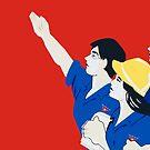 Communist Propaganda, Vietnam by Keith Molloy