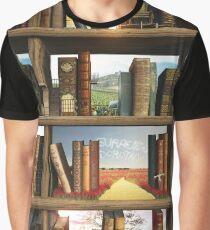 Camiseta gráfica StoryWorld