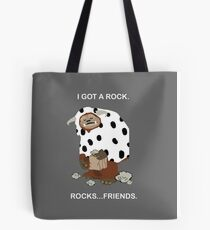 Ludo Rocks Tote Bag