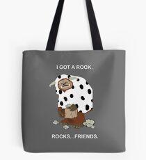 Ludo Rocks Tote Bag