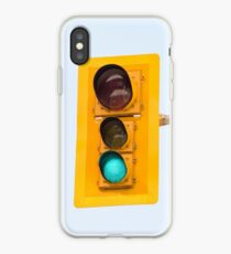 Green Light iPhone Case