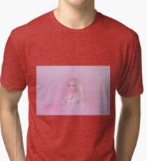A dream is a wish your heart makes! Tri-blend T-Shirt