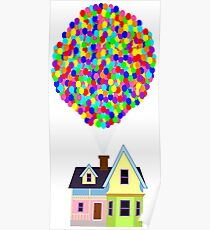 Up! House Poster