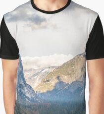 Tunnel View - Yosemite Graphic T-Shirt