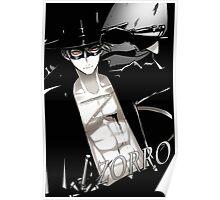 [Mystic Messenger] poster: ZEN 'ZORRO' Poster