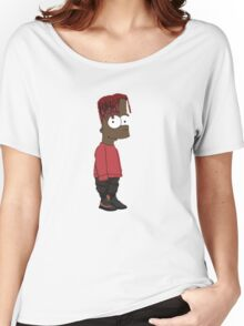 Lil Yachty / Lilboat / lil boat - Bart / Shirt , Phone case, Sticker Women's Relaxed Fit T-Shirt