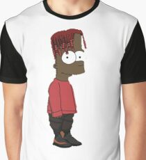Lil Yachty / Lilboat / lil boat - Bart / Shirt , Phone case, Sticker Graphic T-Shirt