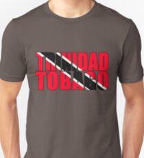 Trinidad and Tobago Flag Unisex T-Shirt