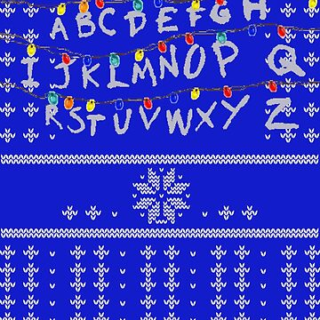 ST Lights Ugly Sweater by buckwild