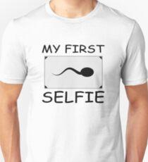 My First selfie gift design T-Shirt