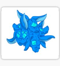 Morph Bunny Sticker