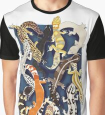 Gecko overdrive Graphic T-Shirt