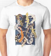 Gecko overdrive Unisex T-Shirt