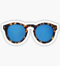 illesteva sunglasses Sticker