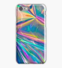 Holographic Print iPhone Case/Skin