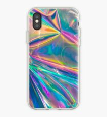 Holographic Print iPhone Case