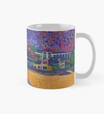 Bondi Beach Art Mug