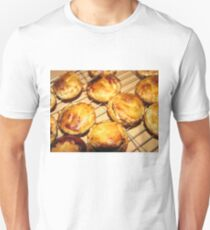 Oven Fresh Mince Pies Unisex T-Shirt