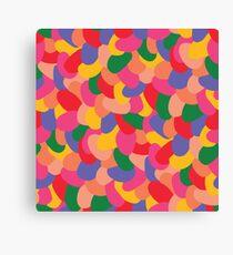 Fun Beans Canvas Print