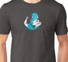 Blue Girlie Unisex T-Shirt