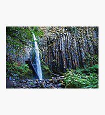 Dry Creek Falls Photographic Print