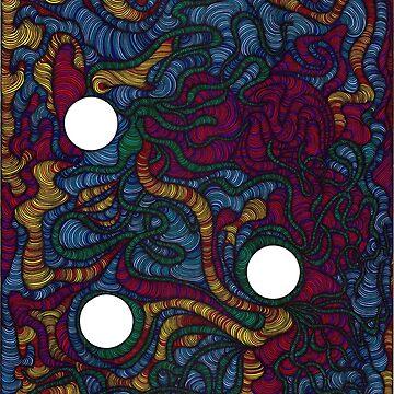 Geometric Amoeba by JordyatLyndsey