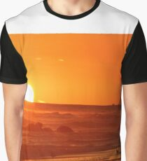 Another Beautiful Sunset Graphic T-Shirt