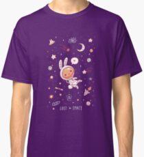 Im Weltraum verloren Classic T-Shirt