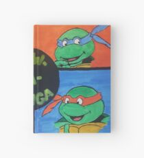 Turtle Power Hardcover Journal