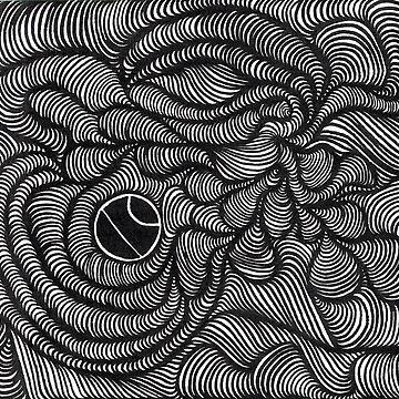 Black & White Sky by JordyatLyndsey