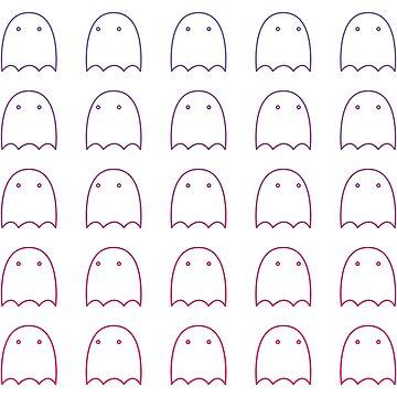 Smol Ghosties by Jotheastronaut