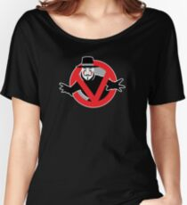 Guybusters Women's Relaxed Fit T-Shirt