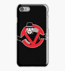 Guybusters iPhone Case/Skin