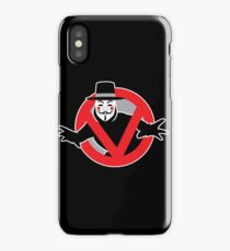 Guybusters iPhone Case