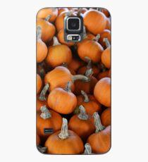 Pumpkins 8 Case/Skin for Samsung Galaxy