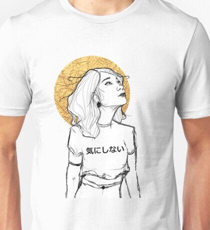 I don't care Unisex T-Shirt
