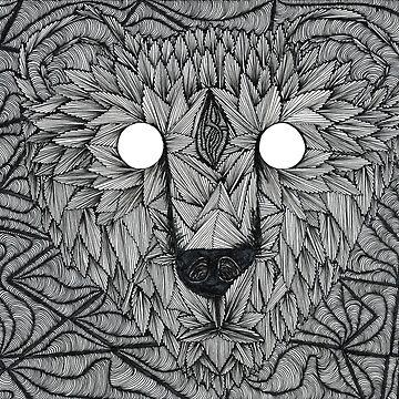 Geometric Bear by JordyatLyndsey
