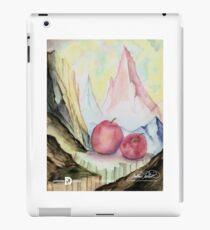 Mountain still-life iPad Case/Skin