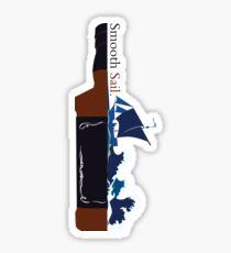 Smooth Sail - Whiskey Sticker