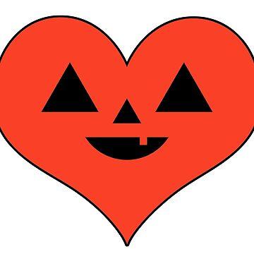 Halloween love by lyricallyinclin
