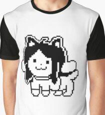 temmie  Graphic T-Shirt